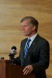 Le Gouverneur Bob Mc Donnell VA Photographie stock libre de droits