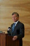 Le Gouverneur Bob Mc Donnell VA Images stock