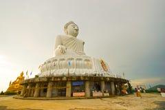 Le grand Bouddha de Phuket Photo libre de droits