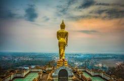 Le grand Bouddha debout Photo libre de droits