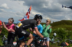 Le Grand Depart 2014 Photo stock