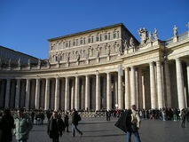 Le grand dos de St Peter images libres de droits