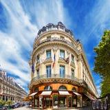 Le Grand Hotel in Paris. Stock Image