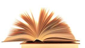 Le grand livre ouvert Photos libres de droits