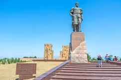 Le grand monument Images libres de droits