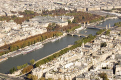 Le Grand Palais de Parigi Fotografia Stock