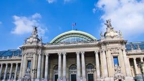 Le Grand Palais, Paris, France. Royalty Free Stock Images