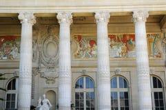 Le Grand Palais, a place for exhibition in Paris Stock Photos