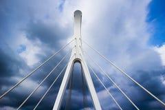 Le grand pont à Taïwan photo stock