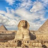 Le grand sphinx ? Gizeh photo libre de droits