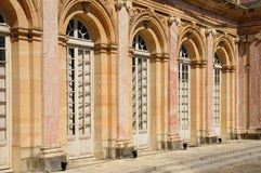 Le Grand Trianon. In the park of Versailles Palace Royalty Free Stock Images