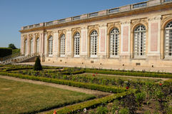 Le Grand Trianon Royalty Free Stock Photography