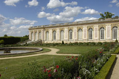 Le Grand Trianon in Versailles Royalty Free Stock Photo