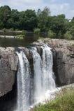 Le grandi cadute di Paterson New Jersey immagine stock libera da diritti