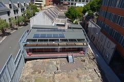 Le grandi rocce di Dig Archaeology Education Centre The in Sydney Aus Fotografie Stock Libere da Diritti
