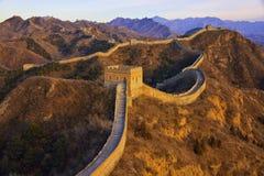 Le greatwall Photo libre de droits