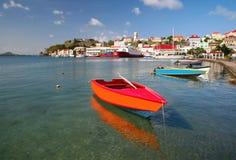 Le Grenada Images libres de droits