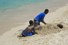 Le Grenada, des Caraïbes Images libres de droits