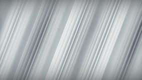 Le gris diagonal barre le rendu 3D abstrait illustration de vecteur