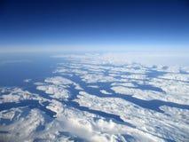 Le Groenland Photos libres de droits