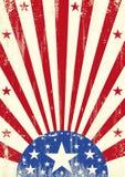 Le grunge américain tient le premier rôle le fond Images libres de droits