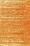 Le grunge antique d'or a chiffonné la texture de papier de crêpe, fond texturisé naturel, l'espace vertical de copie, sépia légèr Image libre de droits