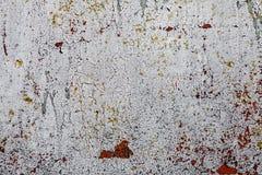 Le grunge s'est rouillé texture en métal, fond oxydé par gris en métal Vieux panneau de fer en métal Surface rouillée métallique  images libres de droits