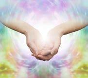Le guérisseur doux Image libre de droits