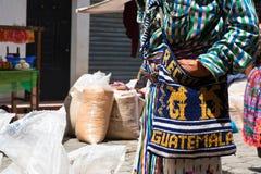 Le Guatemala Photographie stock libre de droits