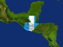 le Guatemala Images stock