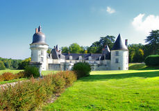 Le-gue-pean Castle Royalty Free Stock Photography