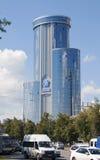 Le hall Bovid d'affaires de bâtiment à Chelyabinsk, Russie Photographie stock libre de droits