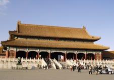 Le Hall de l'harmonie suprême Photos stock