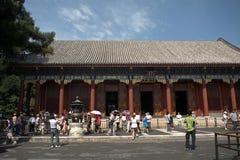 Le Hall de la bienveillance et de la longévité au palais d'été, Beij image libre de droits