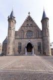 Le Hall des chevaliers est un hall qui fait partie des salles de Grafelijke photographie stock libre de droits