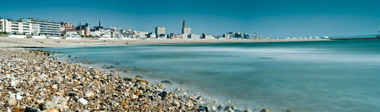 Le Havre city in Normandy - France Royalty Free Stock Photo