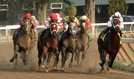Le Havre de Grace Wins que le Woodward 2011 poinçonne Photo stock