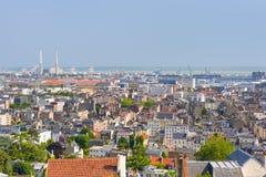 Le Havre i en sommardag Royaltyfria Foton