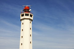 Le Havre Lighthouse Stock Photography