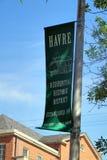 Le Havre Montana 7 image libre de droits