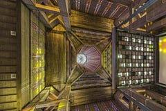 Le Havre Sait Joseph church Royalty Free Stock Images