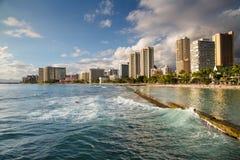 Le Hawai - Oahu Immagine Stock