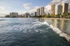 Le Hawai - Oahu Immagine Stock Libera da Diritti