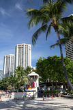 Le Hawai - Oahu Fotografie Stock