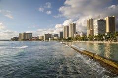Le Hawai - Oahu Immagini Stock