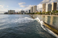 Le Hawai - Oahu Immagini Stock Libere da Diritti