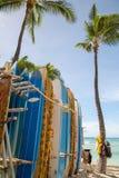 Le Hawai - Oahu Fotografia Stock
