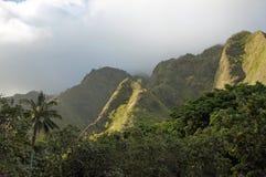 Le Hawai, U.S.A. Fotografia Stock Libera da Diritti