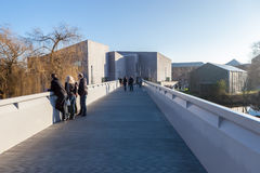 Le Hepworth Wakefield Photo stock