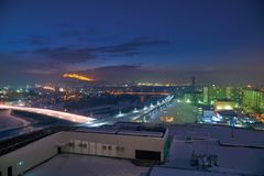Le Hokkaido Japon Images stock